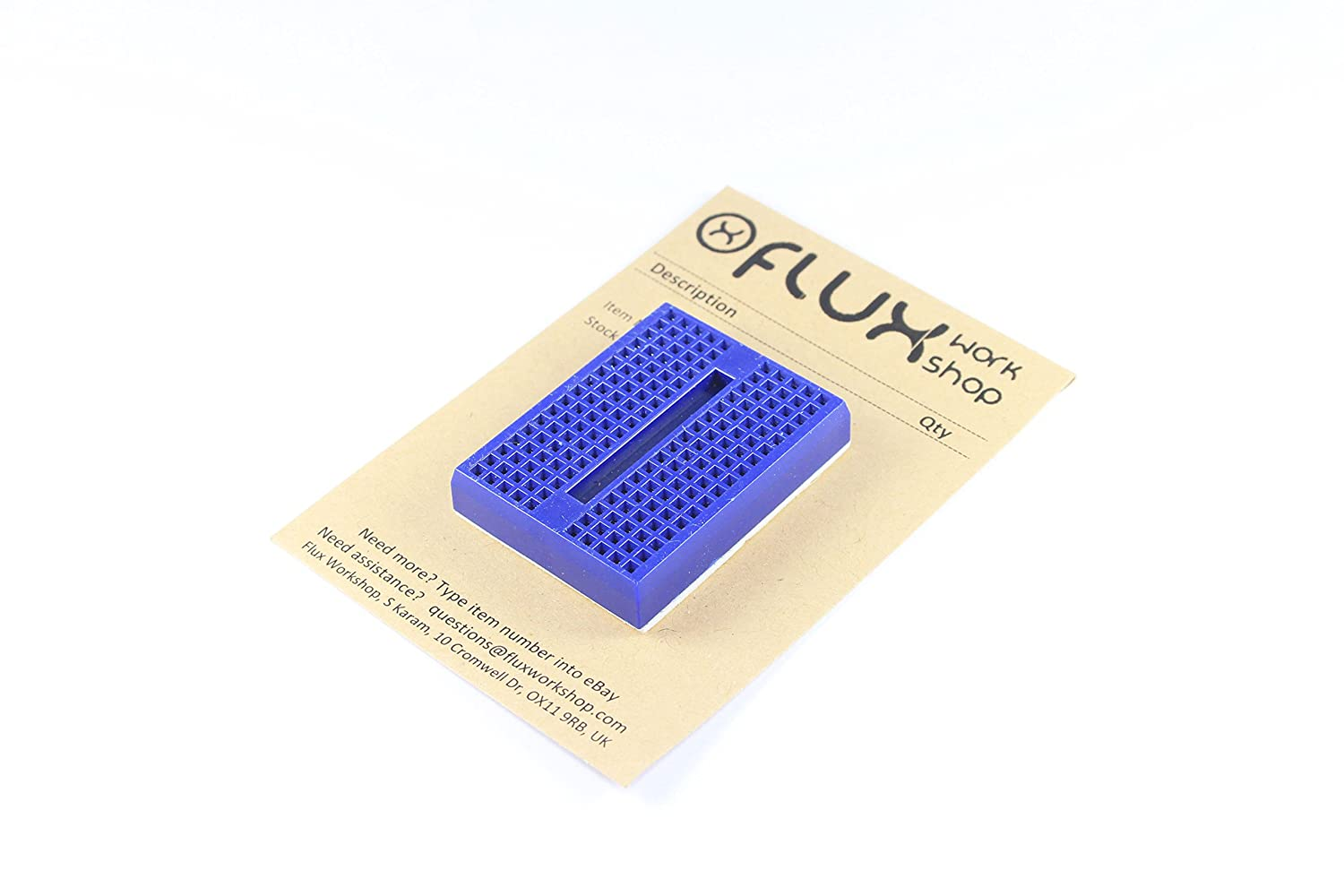SYB-170 170 Point Blue Solderless Breadboard Prototyping Arduino Unbranded/Generic