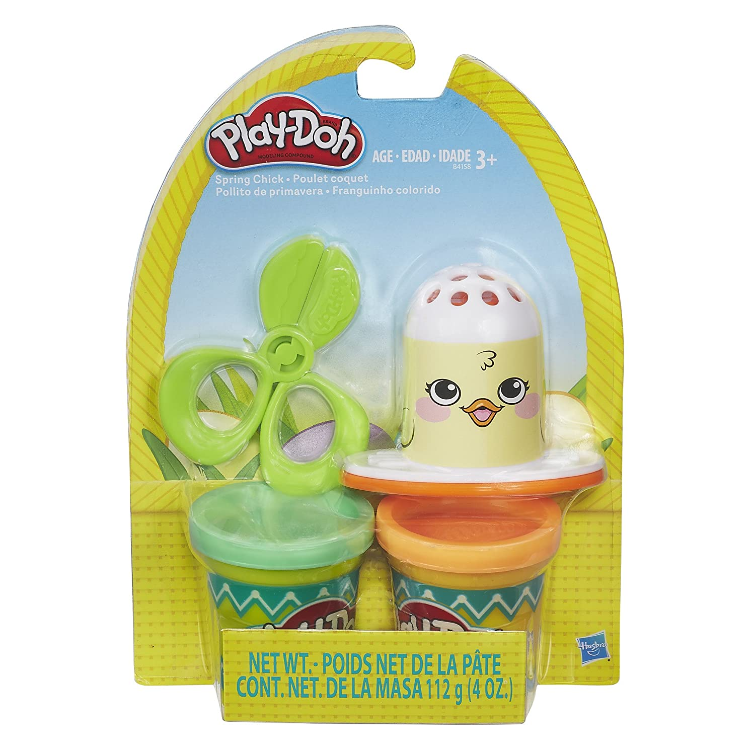 Amazon Play Doh Spring Chick Set Toys Games