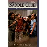 Horse Feathers (Saddle Club series Book 98)