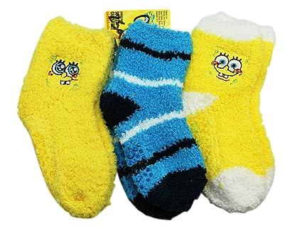 Amazon Nickelodeons Spongebob Squarepants Yellow And Blue