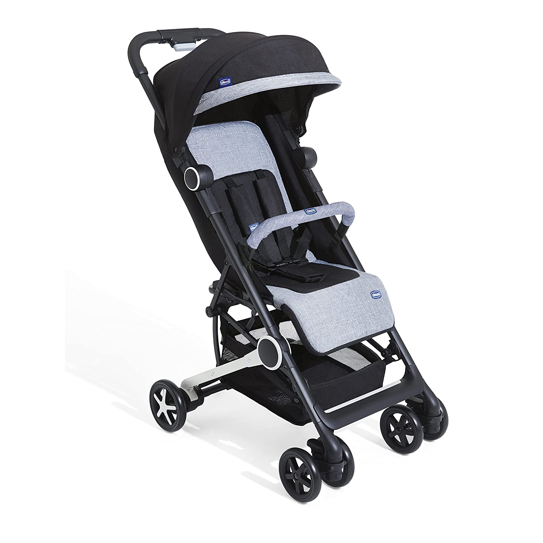 Chicco Miinimo2 Stroller, Black Night ARTSANA UK LTD 07079444410930