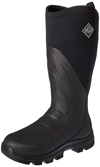 c56487b9694 Muck Boot Grit Tall Soft Toe Men's Rubber Work Boot