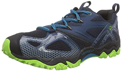 Chaussures Merrell Grassbow bleues homme r3yZo