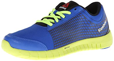 Reebok Z Running Shoe (Little Kid/Big Kid),Vital Blue/Reebok