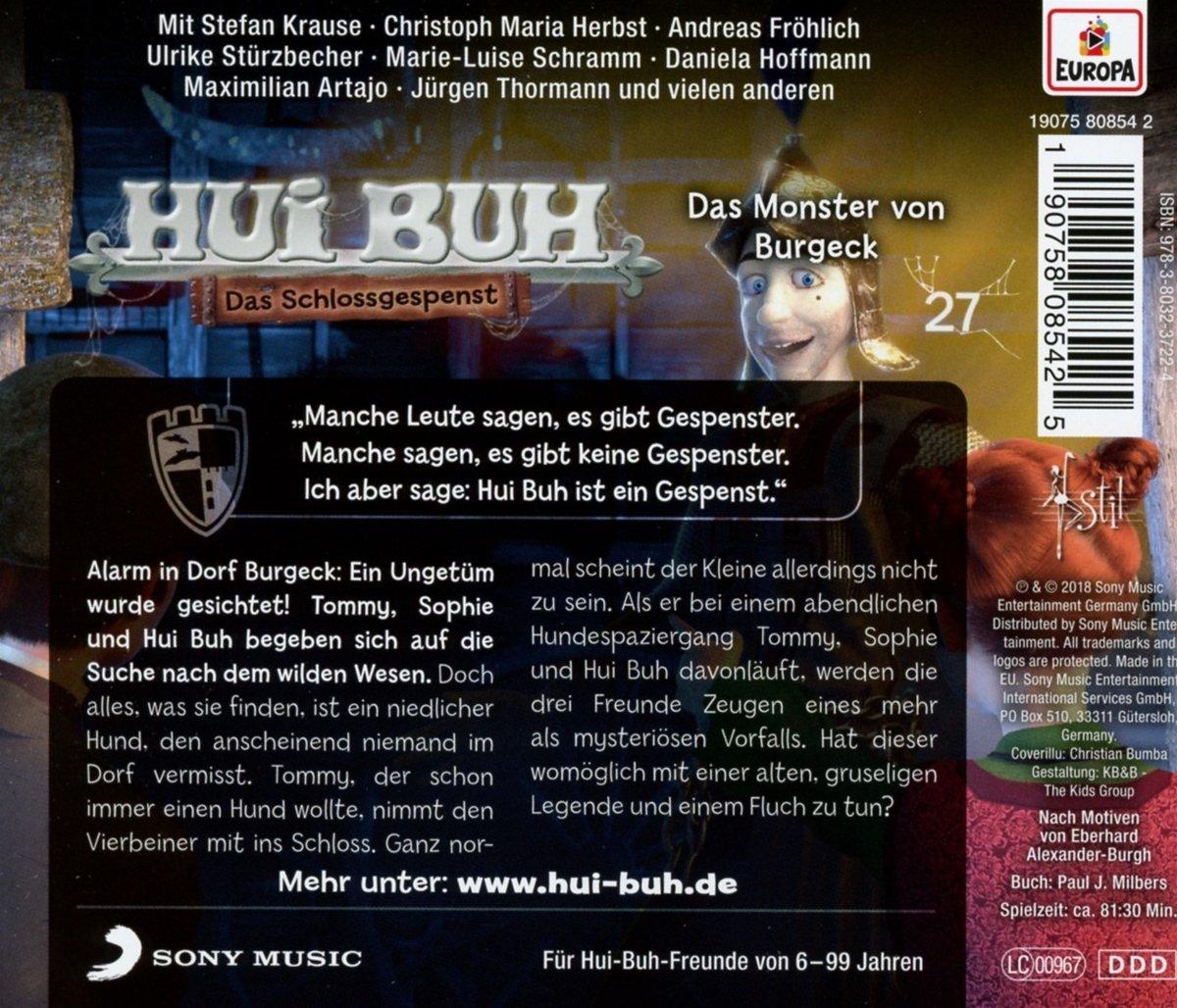 HUI BUH neue Welt 27. Das Monster von Burgeck: Amazon.de: Eberhard ...