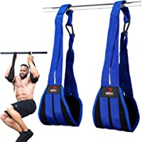 DMoose Fitness Ab Straps - Sixpack Home Gym Exerciser - Dubbele draagband en naden, scheurvast materiaal, langer en dik…