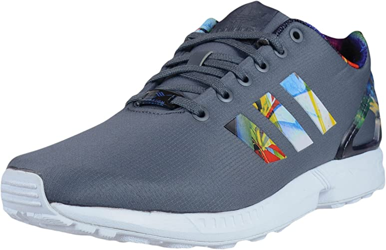 Amazon.com | adidas Originals Mens ZX Flux Running Shoes ...