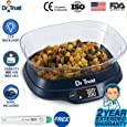 Dr Trust Electronic Kitchen Digital Scale Weighing Machine (Black)