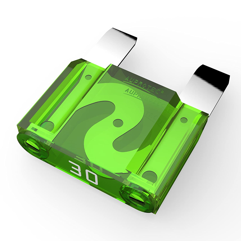 30A Ampere grün