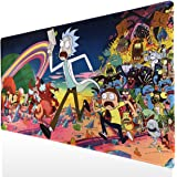 Beymemat Large Gaming Mouse Pad XXL Size (900x400mm) Extended Mouse Mat/Desk Pad with Non-Slip Rubber Base, Special…