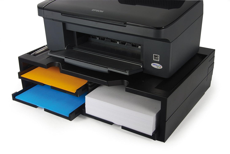 Exponent 42807 - Gabinete para impresora (508 x 370 x 140 mm, 508 ...