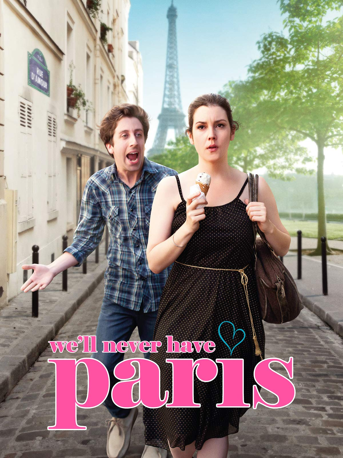 We'll Never Have Paris on Amazon Prime Video UK