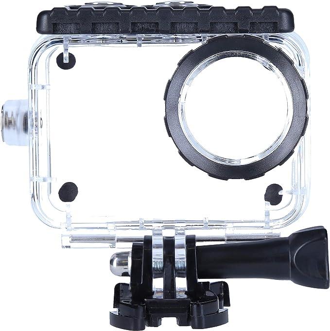 Rollei Wasserdichtes Gehäuse Für Die Actioncam 6s Plus Kamera