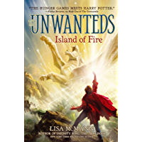 Island of Fire (The Unwanteds Book 3)