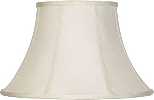 Imperial Collection Creme Bell Lamp Shade 9x17x11 Spider – Imperial Shade
