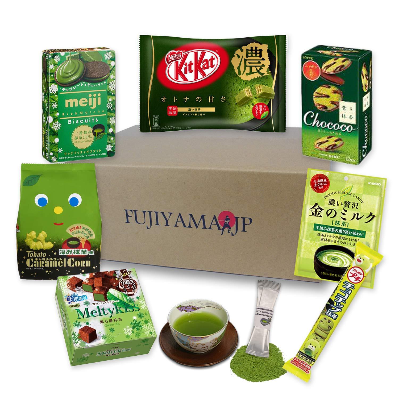 aperitivo snack japonés