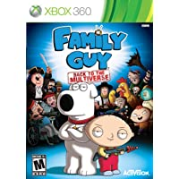Family Guy :Back to the Multiverse - Xbox 360