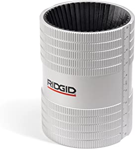 RIDGID 29993 227S Stainless Steel Pipe Reamer Tool, 1/2-inch to 2-inch Inner/Outer Reamer