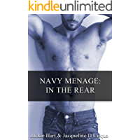 Navy Menage: In The Rear
