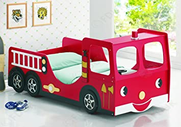 Fire Engine Bed Frame Amazon Co Uk Kitchen Home