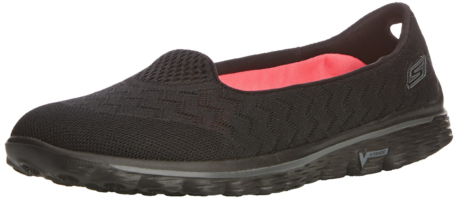 Skechers Kvinners Go Walk To-aksen Fashion Sneaker STPwNMNC