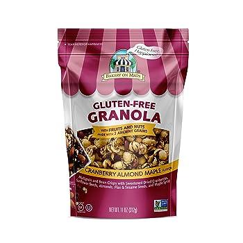 Bakery On Main 11 oz. 6 Packs Gluten-Free Cereal