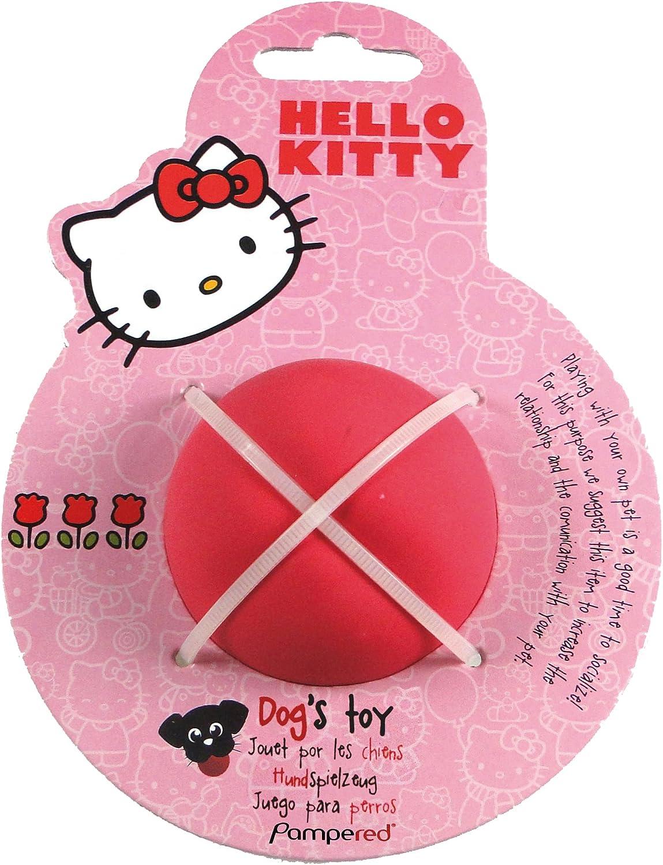 Hello Kitty látex Bola para Perros, 6 cm: Amazon.es: Productos ...