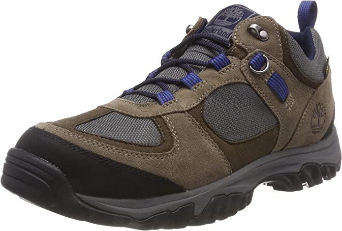 TALLA 41.5 EU. Timberland MT. Major Waterproof, Zapatos de Cordones Oxford para Hombre