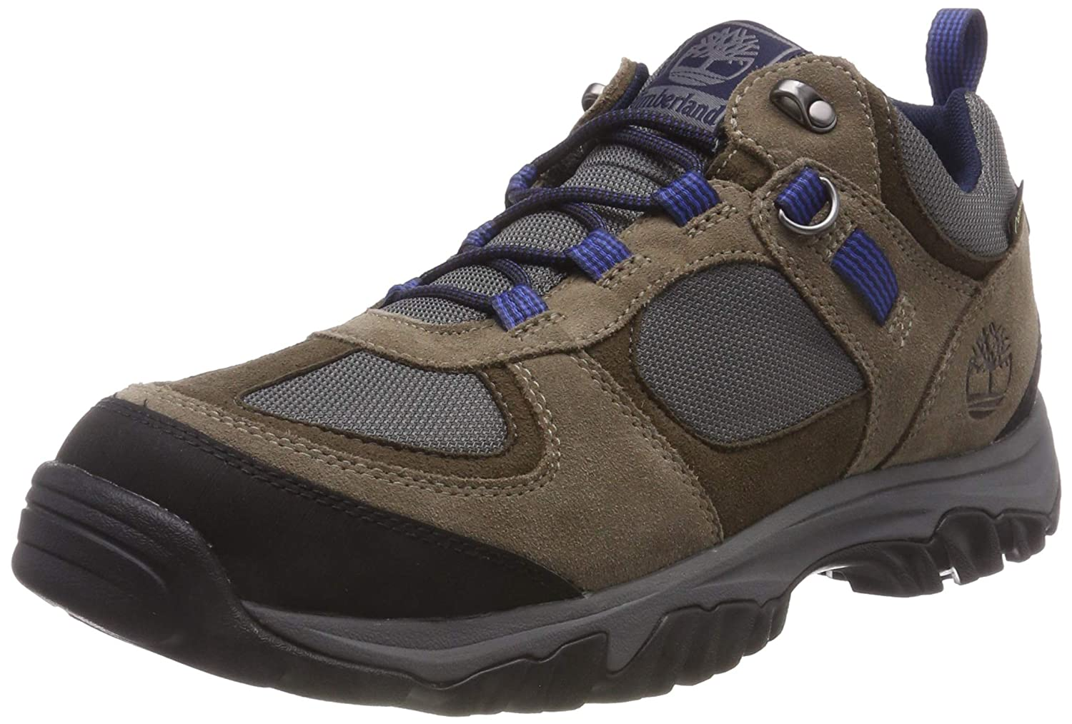 TALLA 43.5 EU. Timberland MT. Major Waterproof, Zapatos de Cordones Oxford para Hombre