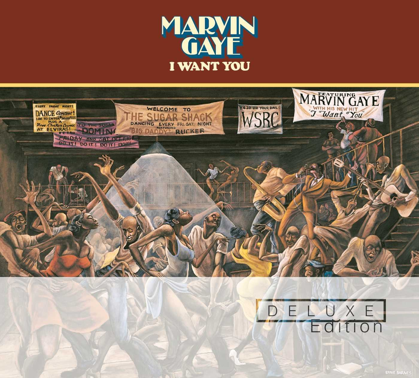 I Want You [2 CD DELUXE EDITION] by GAYE,MARVIN