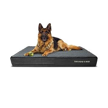 Amazon.com: La cama del perro, cama ortopédica de alta ...
