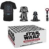 Funko Star Wars Smuggler's Bounty Subscription Box, Darth Vader Theme, June 2019, 3XL T-Shirt