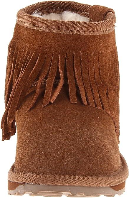 359e400f50 Amazon.com   EMU Australia Annie Boot (Toddler/Little Kid/Big Kid), Chestnut,  8 M US Toddler   Boots