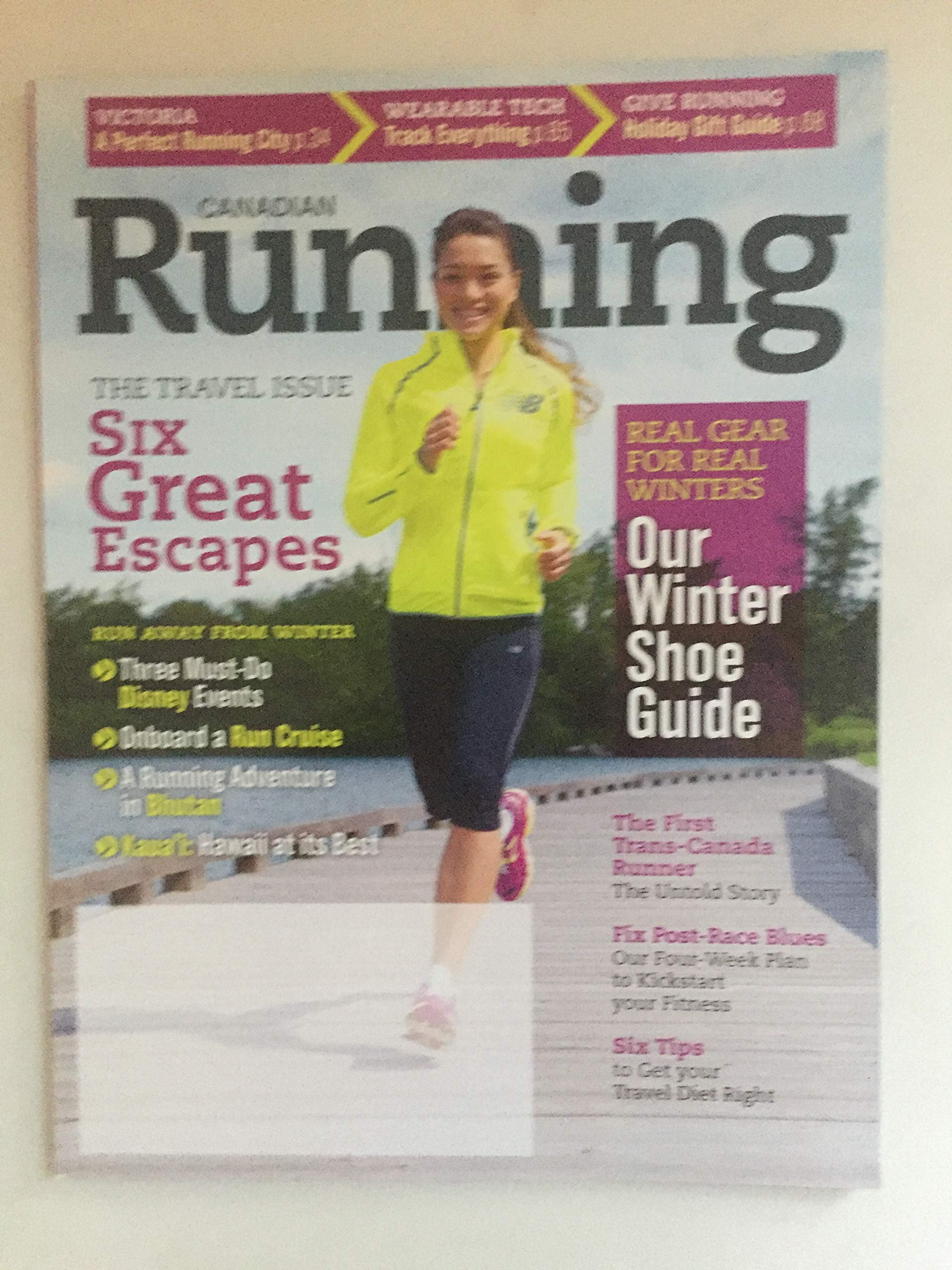 2014 Winter Running Shoe Guide Canadian Running Magazine