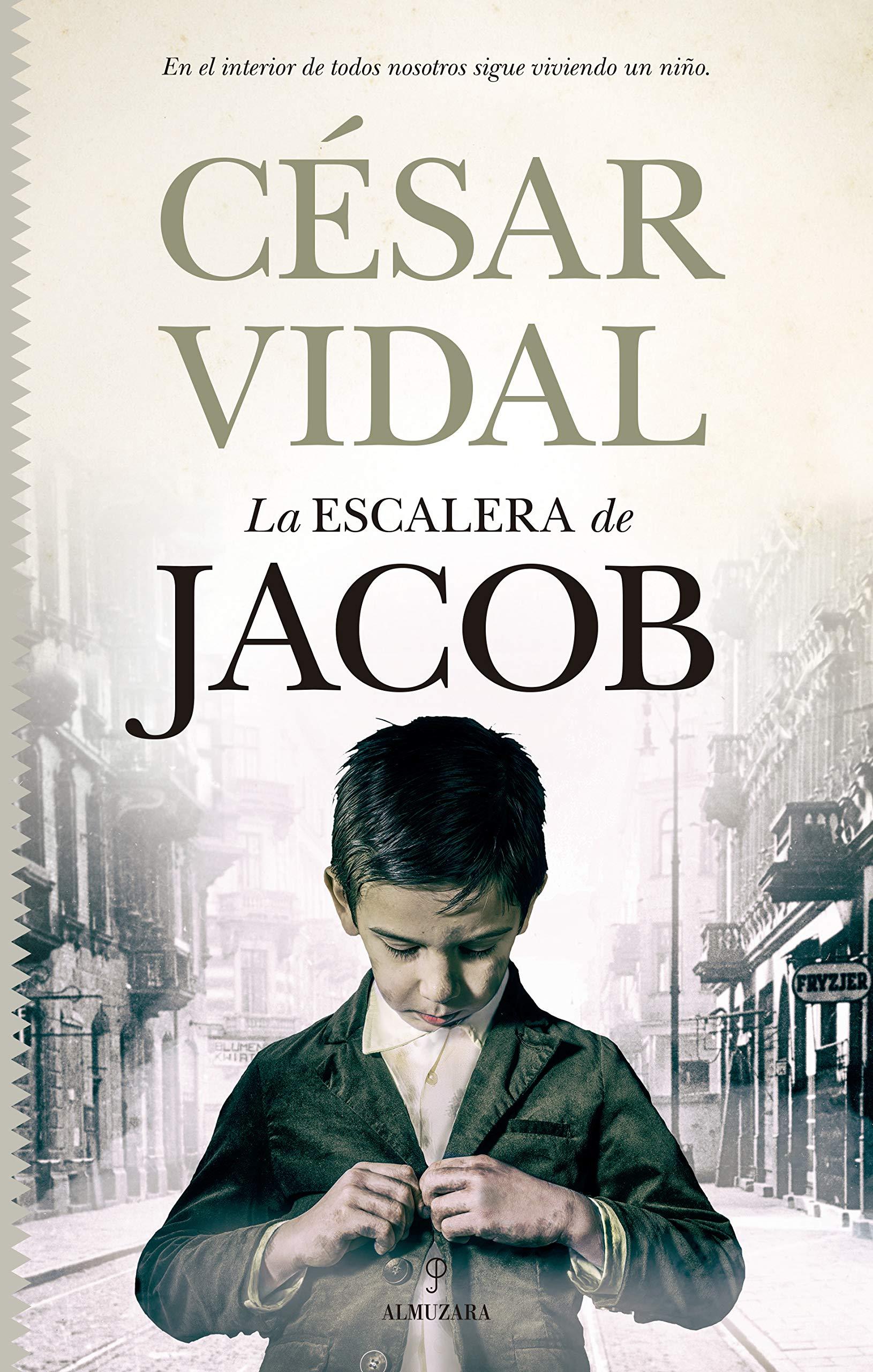 La Escalera De Jacob (Novela histórica): Amazon.es: Vidal, César: Libros