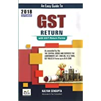 GST Return with GST Return Forms, 2nd ed, 2018