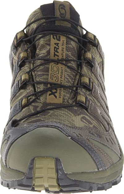 ce50d34bfa409 Amazon.com | Salomon Men's XA Pro 3D Ultra 2 GTX Trail Running Shoe, Camo  Forest/Komando/Olive, 13 M US | Trail Running