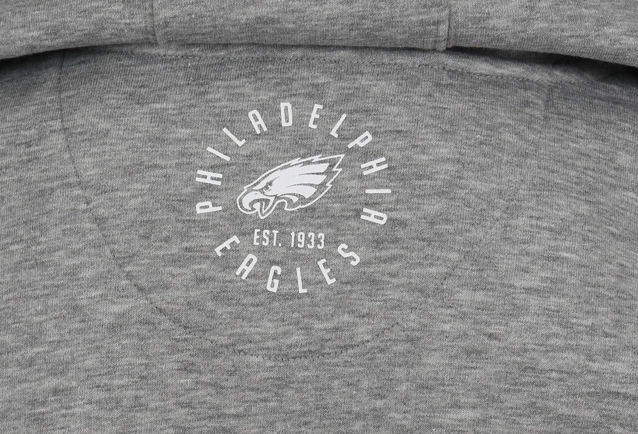Fanatics Philadelphia Eagles Hoody Cut and Sew