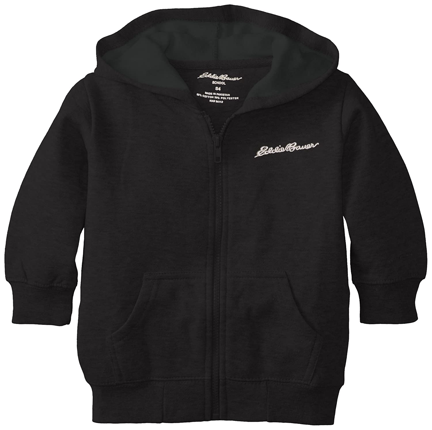 Eddie Bauer Boys Little Fleece Hoodie Eddie Bauer Uniforms Boys 2-7 UY26 More Styles Available