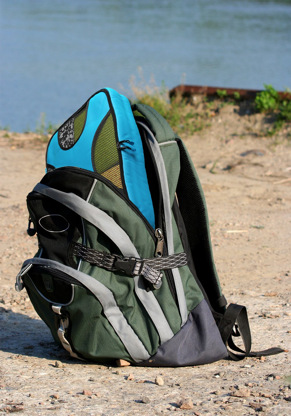 Shacke Pak 5 Set Packing Cubes Medium/Small – Luggage Packing Travel Organizers
