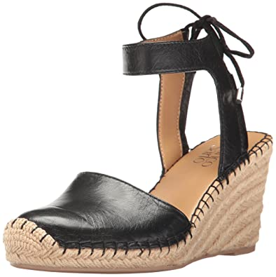 0adeeab3f073 Franco Sarto Women s Mariska Espadrille Wedge Sandal