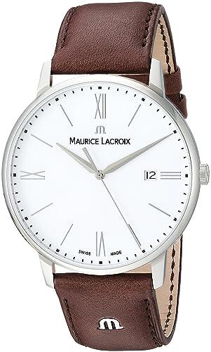 Maurice Lacroix EL1118-SS001-113-1 - Reloj de pulsera hombre 594f7dde449b