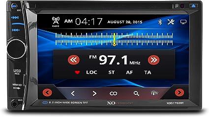 en USB Aux Pioneer auto estéreo VW Jetta reproductor de CD Bluetooth Manos Libres Kit