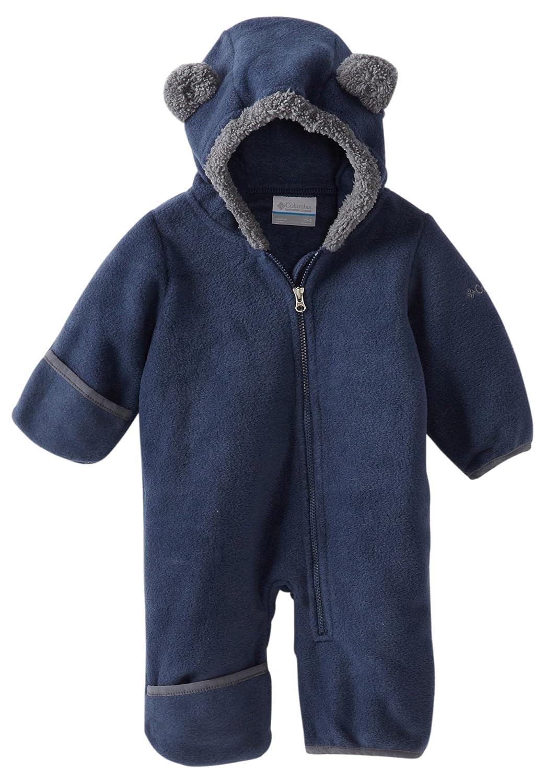 Tiny Bear II Bunting Columbia Fleece-Overall f/ür Kleinkinder 1523741 Polyester