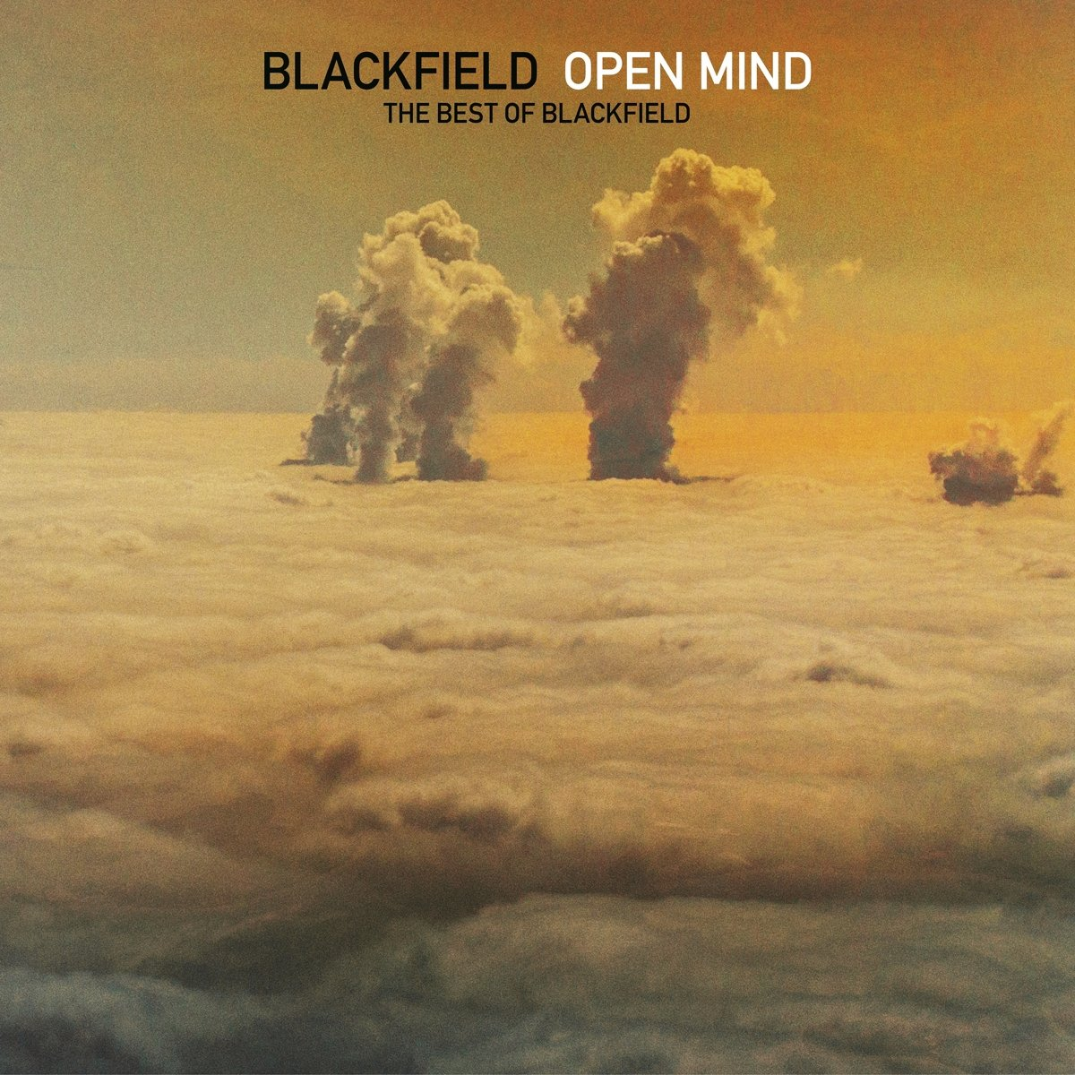 CD : Blackfield - Open Mind : The Best Of Blackfield (CD)