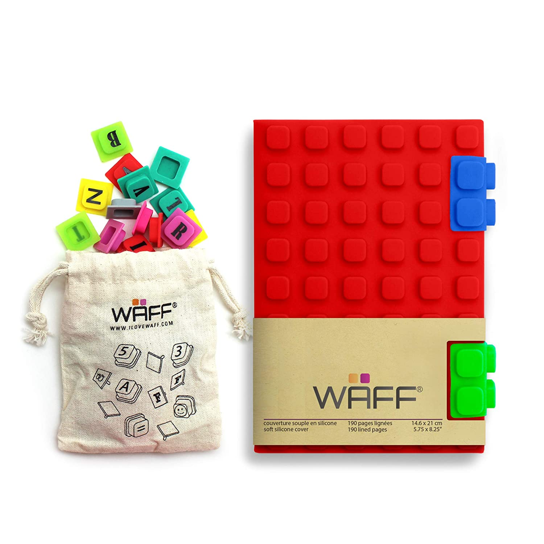 Waff Waff Waff Combo – Notizbuch Kreative M Schwarz B00IKEMCOK   Vielfalt  1cfac1