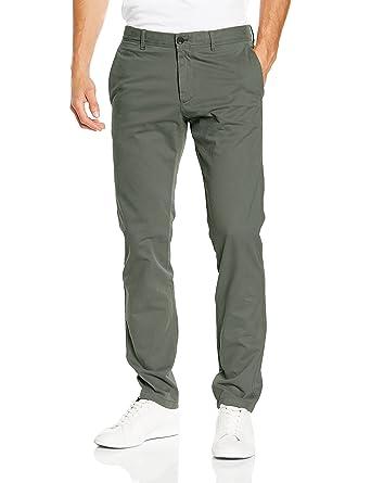 Strellson Premium Herren Hose 11 Rye-D 10001118, Grau (Medium Grey 031)