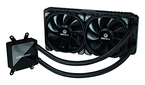 Enermax LIQTECH TR4 240mm AIO Liquid CPU Cooler Exclusive for AMD  Threadripper Processor with 100% Str4 HIS Coverage, 500W+ TDP and Patented  Shunt