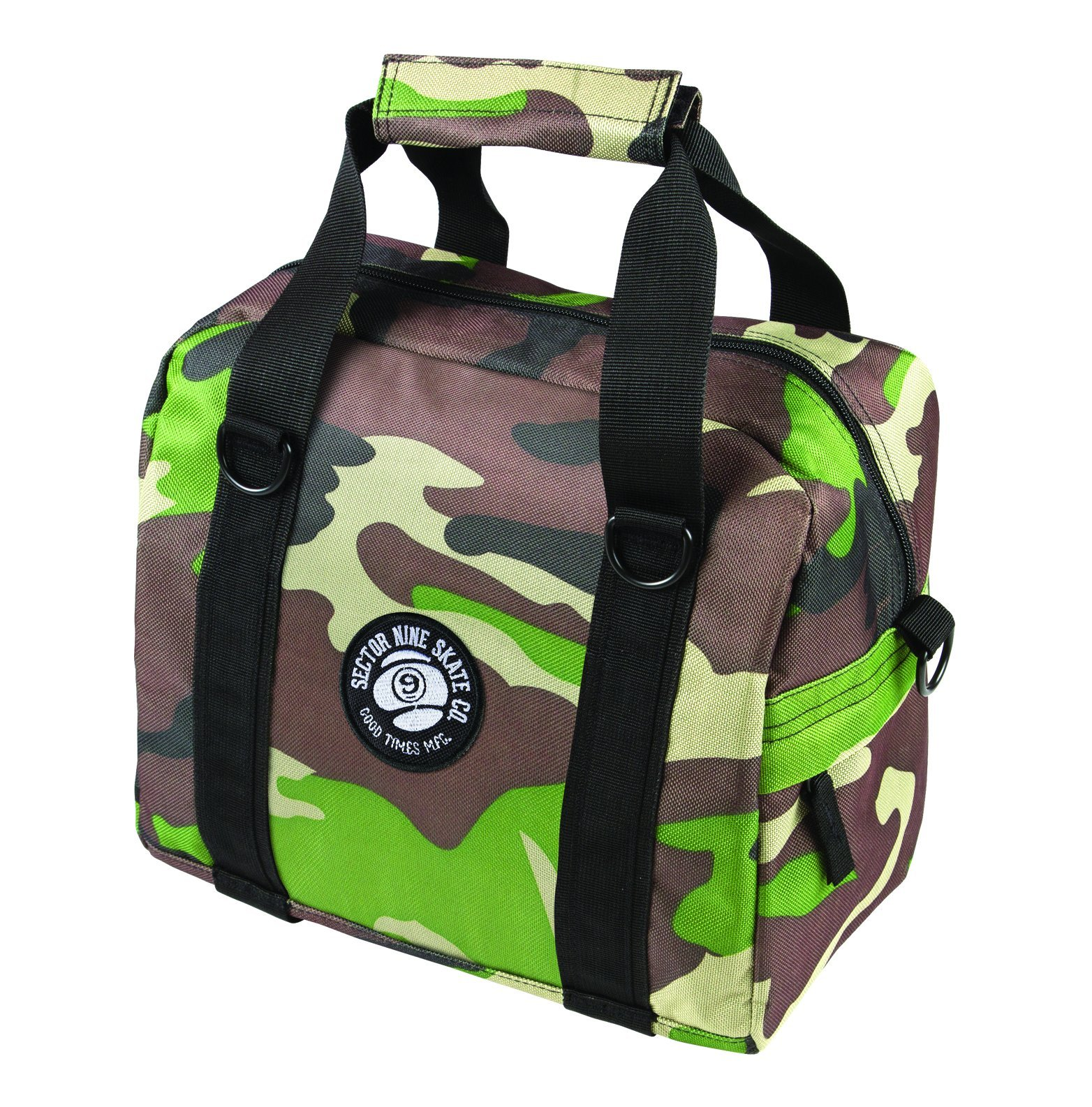 Sector 9 The Field Cooler, Camouflage