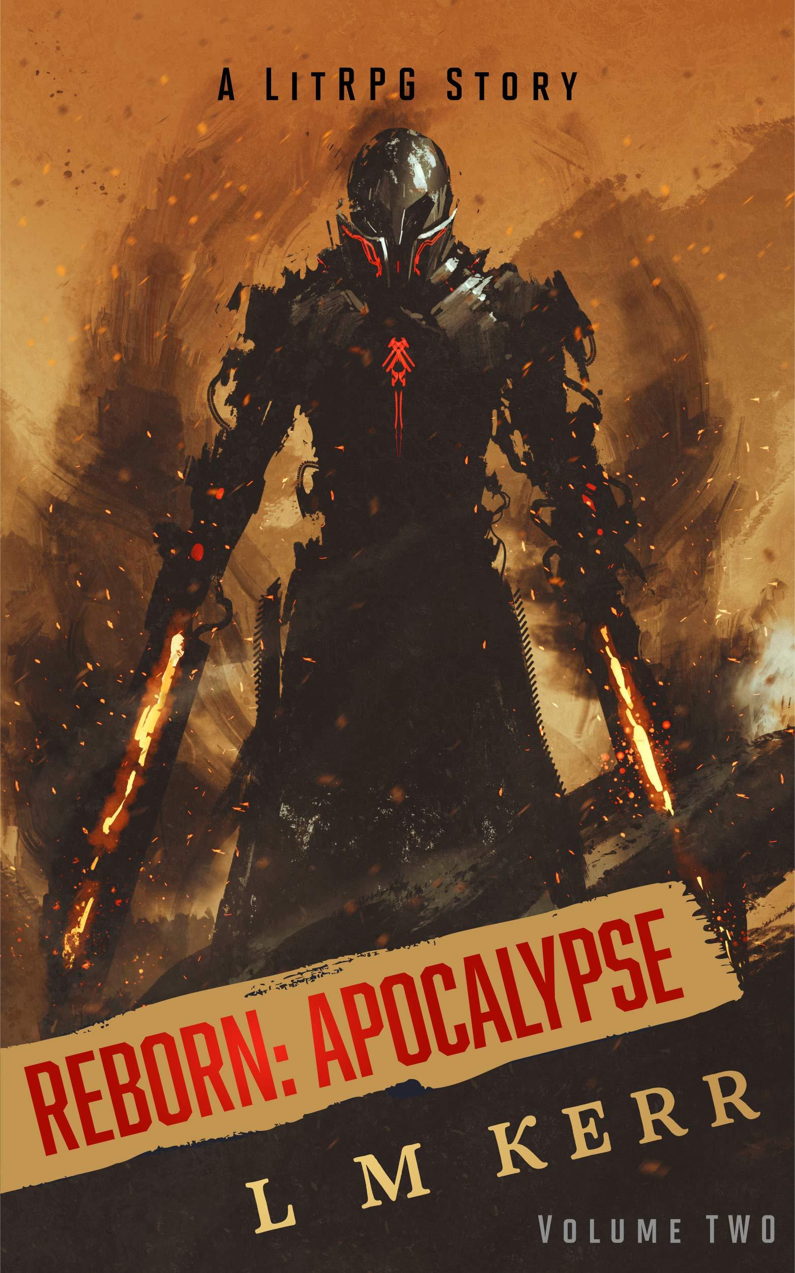 Reborn  Apocalypse  Volume 2    A LitRPG Wuxia Story   English Edition